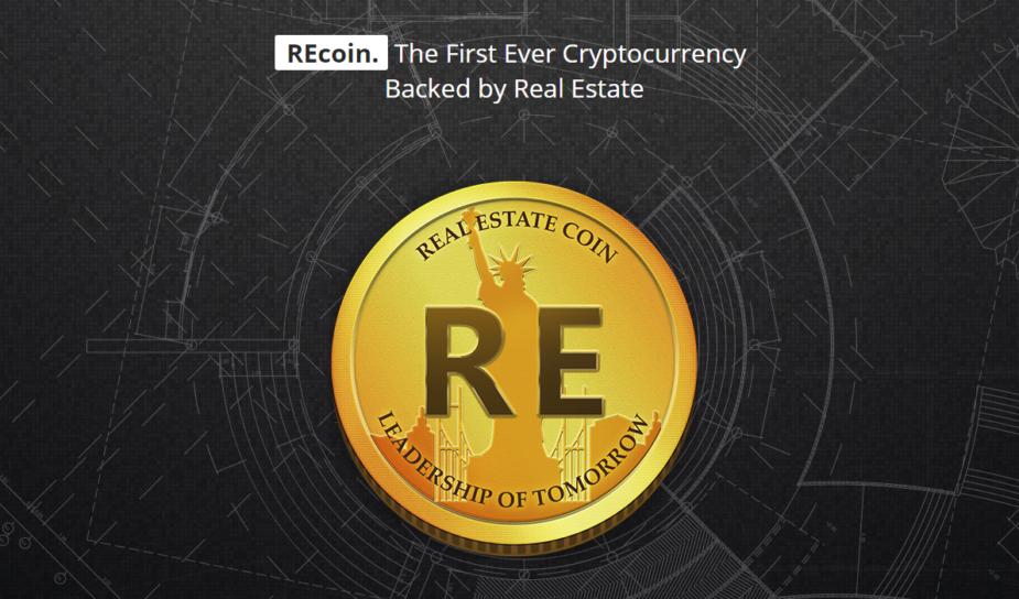 Криптовалюта REcoin