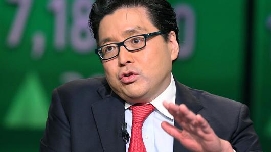 Томас Ли, основатель «Fundstrat Global Advisors»