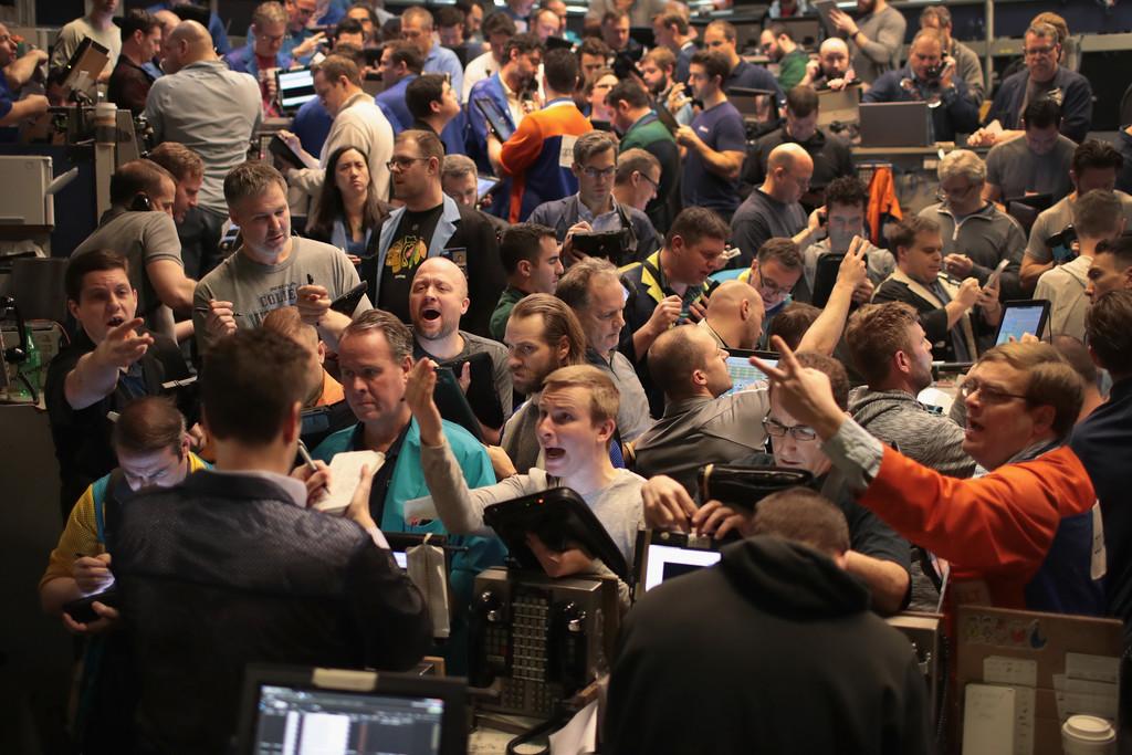 Торговля на бирже CBOE