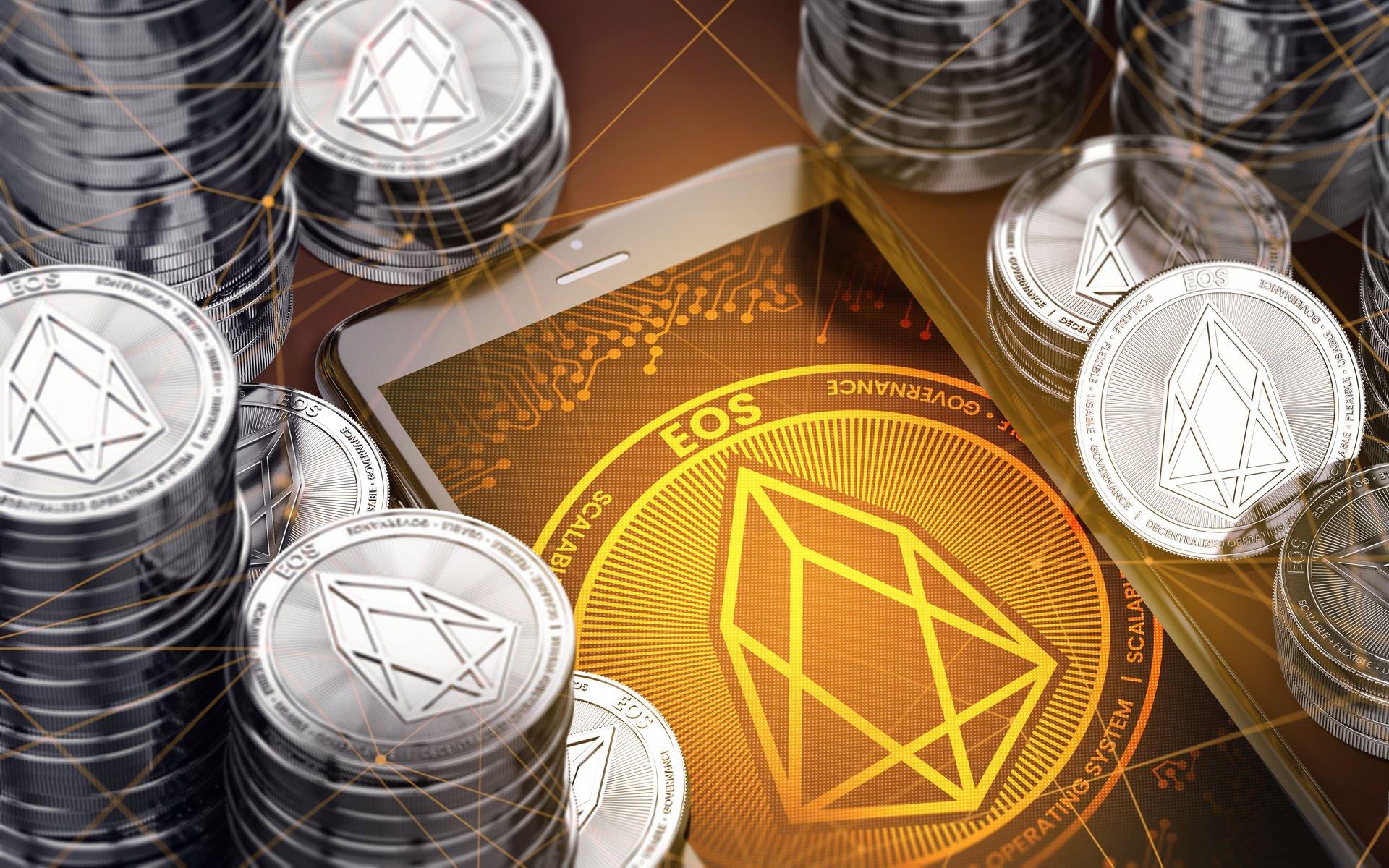 Block.one планирует использовать свои монеты EOS для контроля над выборами