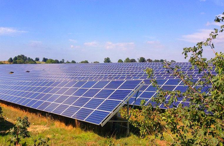 В Испании планируют построить солнечную ферму для добычи криптовалюты