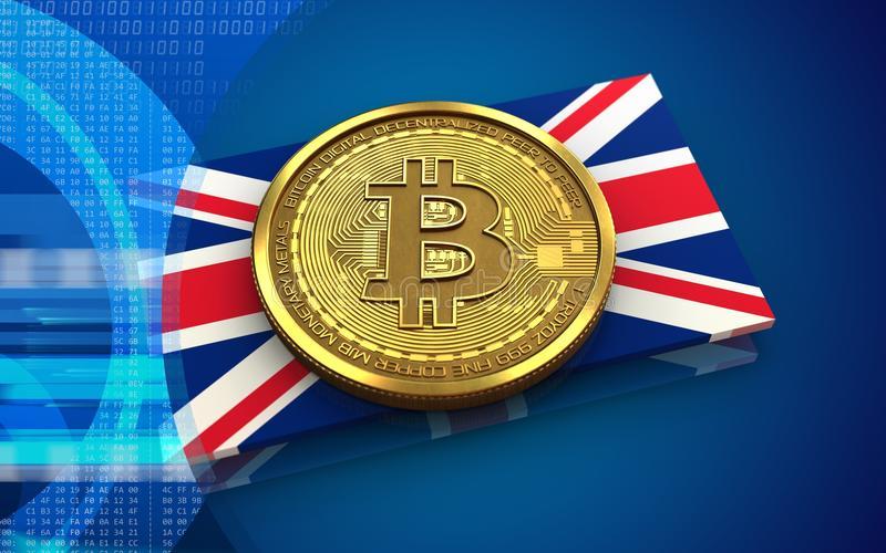 20% британцев уверены в общем принятии биткоина