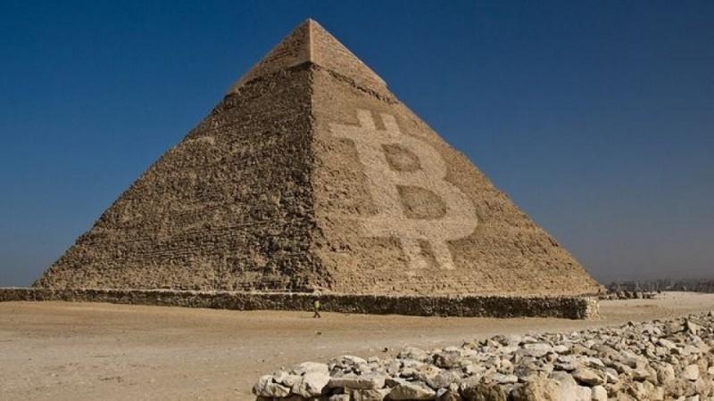 Криптовалютная финансовая пирамида