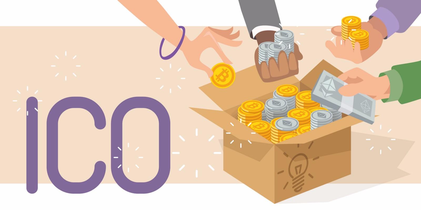 При объеме инвестиций в $30 млрд. проекты ICO практически не развиваются