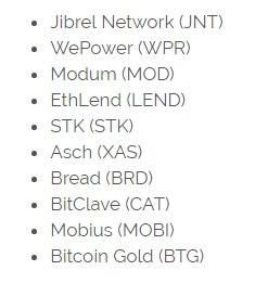 Криптобиржа KuCoin решила удалить с листинга 10 токенов