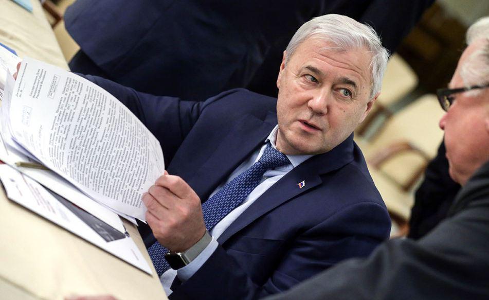 Анатолий Аксаков, депутат Госдумы РФ