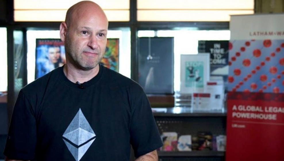 Глава компании ConsenSys и сооснователь Ethereum Джозеф Любин