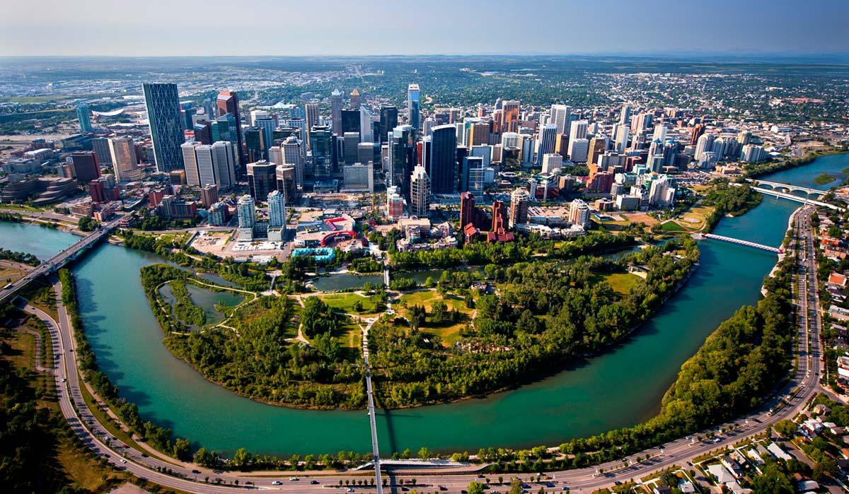 Город в Канаде создал свою криптовалюту для стимулирования экономики