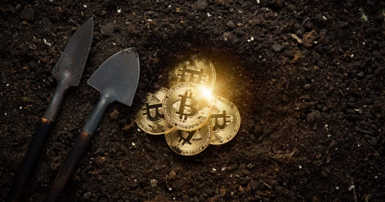 Сложность майнинга биткоина резко упала на 7%