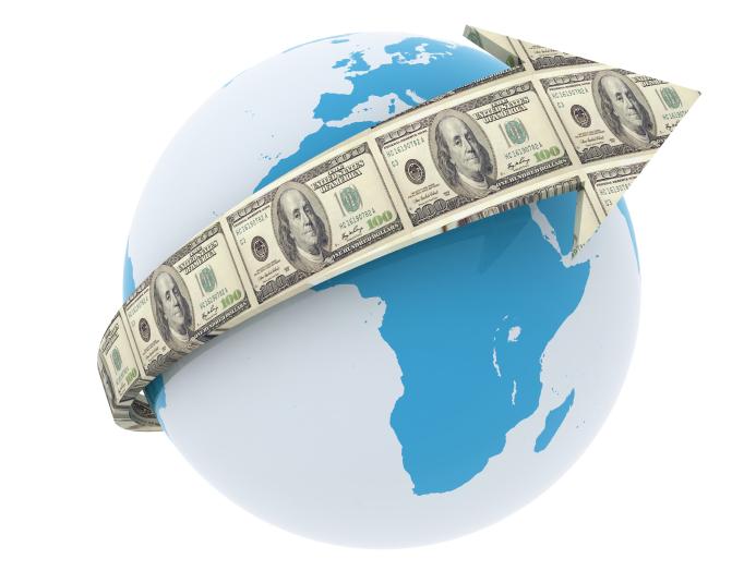 Сколько транзакций из США производят в криптовалюте?