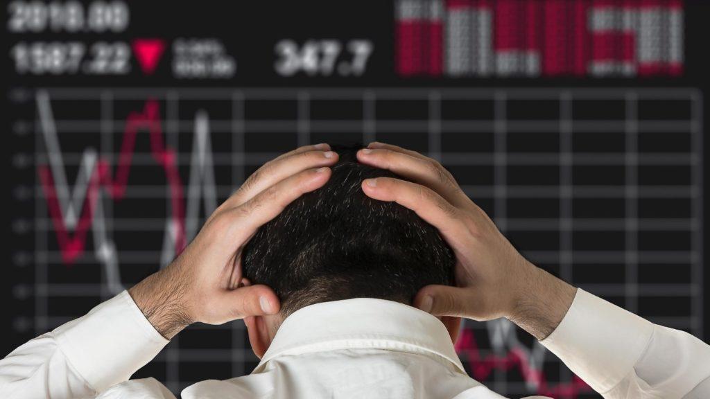 Почти все основные криптовалюты просели на 90% от своего максимума