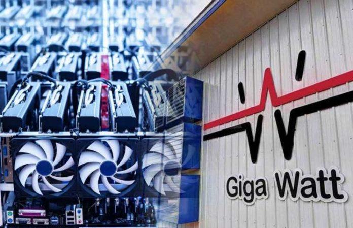 Майнинг-компания Giga Watt претерпела крах