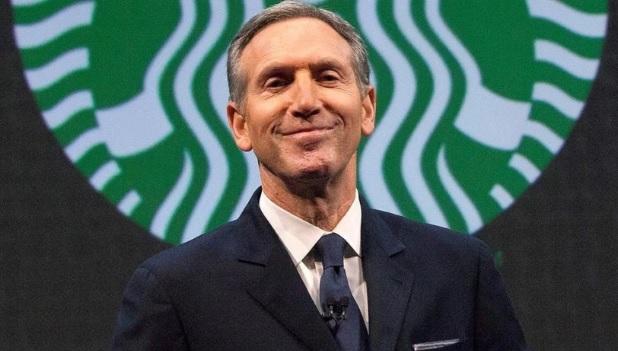 Экс-глава Starbucks может стать президентом США