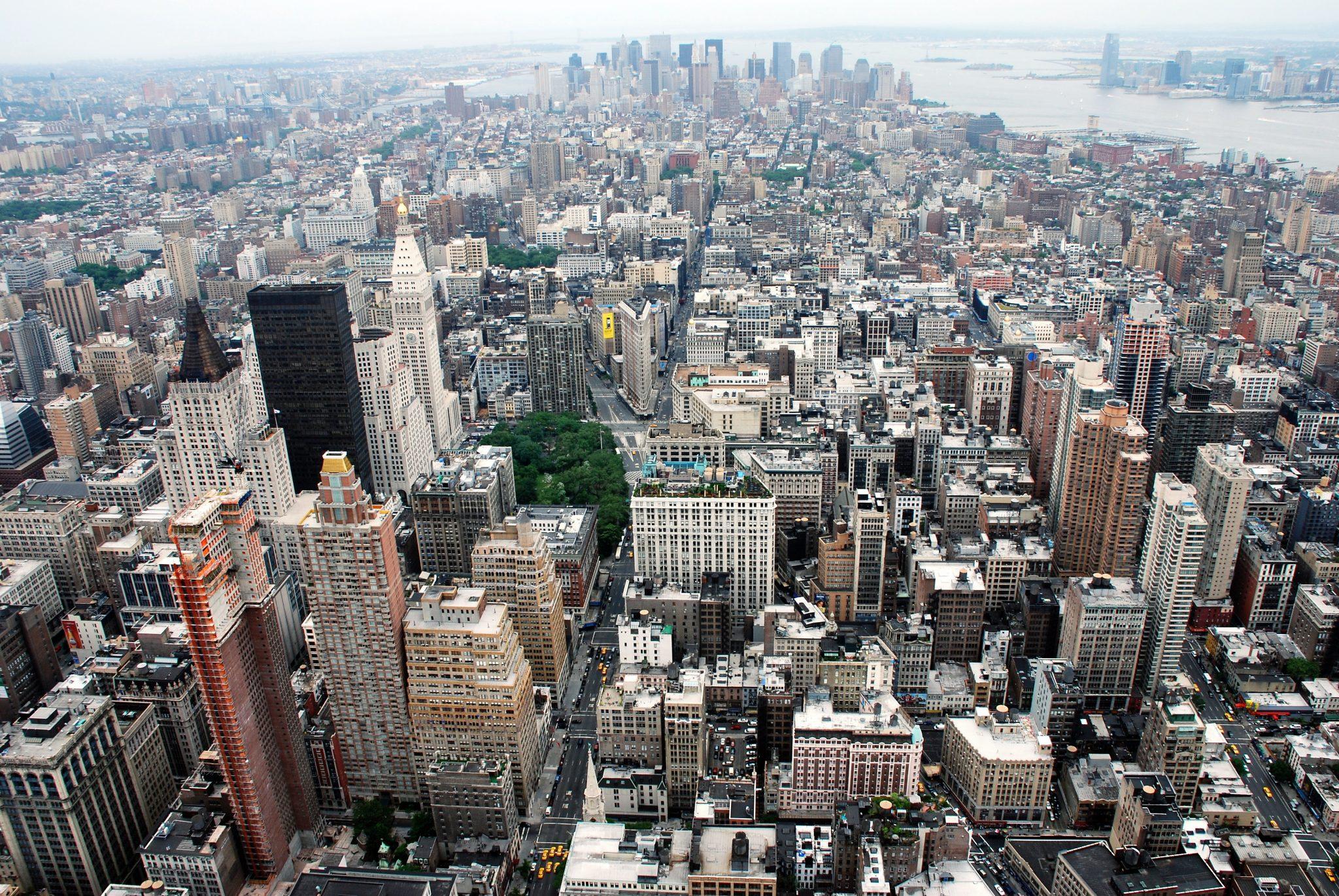 Компания NYC сделала ставку на крипто