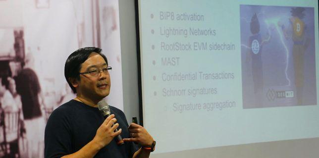 Чарли Ли, основатель Litecoin