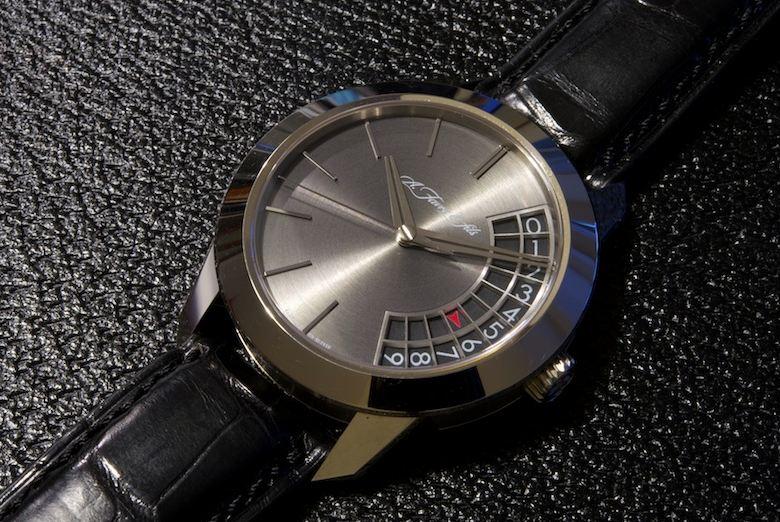 """""""A. Favre & Fils """" выпустит часы со встроенным крипто-кошельком"""