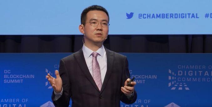 Джихан Ву, один из основателей Bitmain