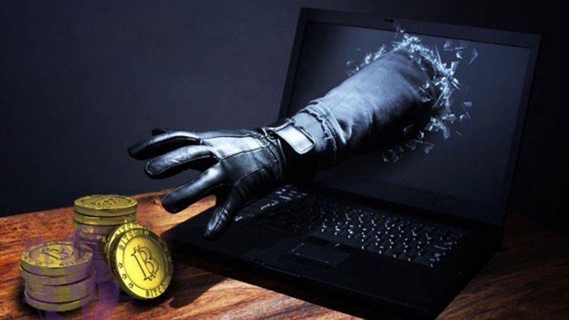 Доходы от кражи криптовалюты за год выросли на 300%