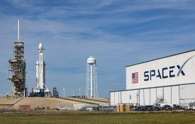 Компания SpaceX уволит 600 сотрудников