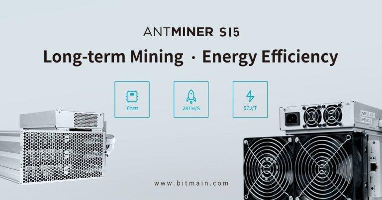Antminer S15