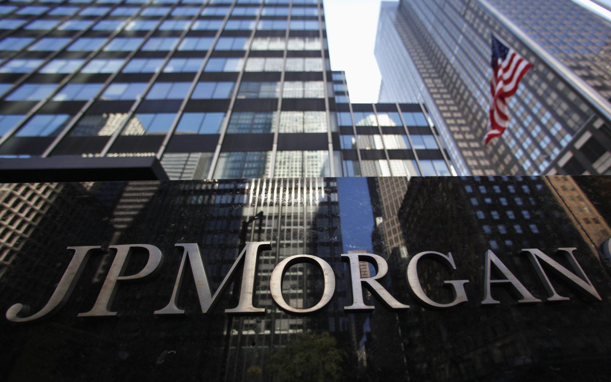Bloomberg считает, что криптовалюта JP Morgan привела к росту биткоина
