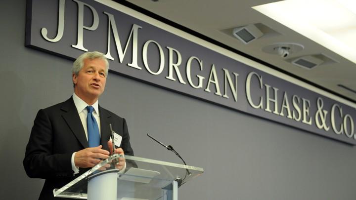 JP Morgan создал свою криптовалюту