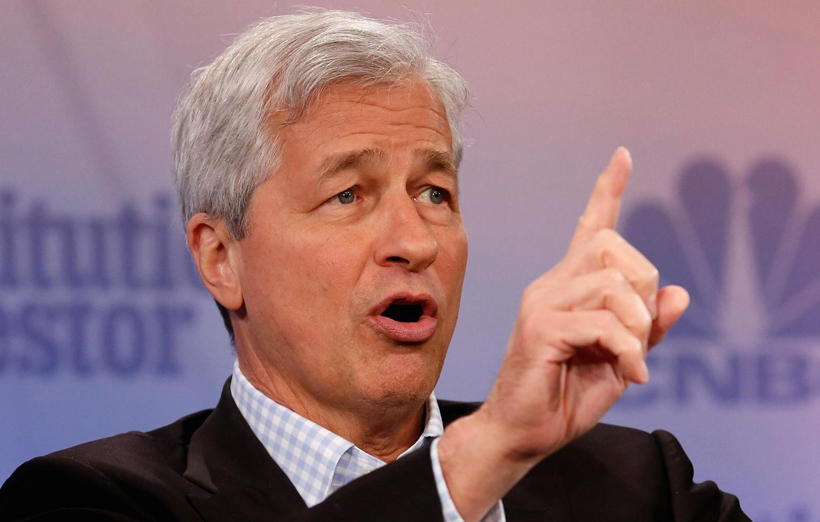 Даймон: Криптовалюту JPMorgan со временем могут использовать для покупки товаров