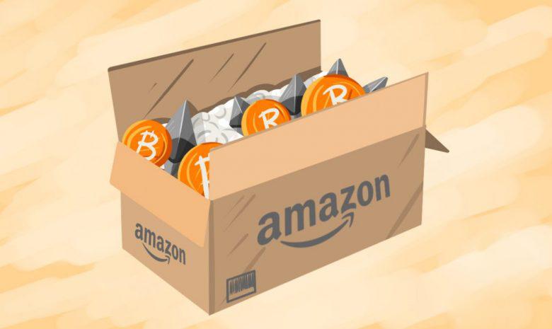 Только 13% клиентов Amazon готовы покупать криптовалюту