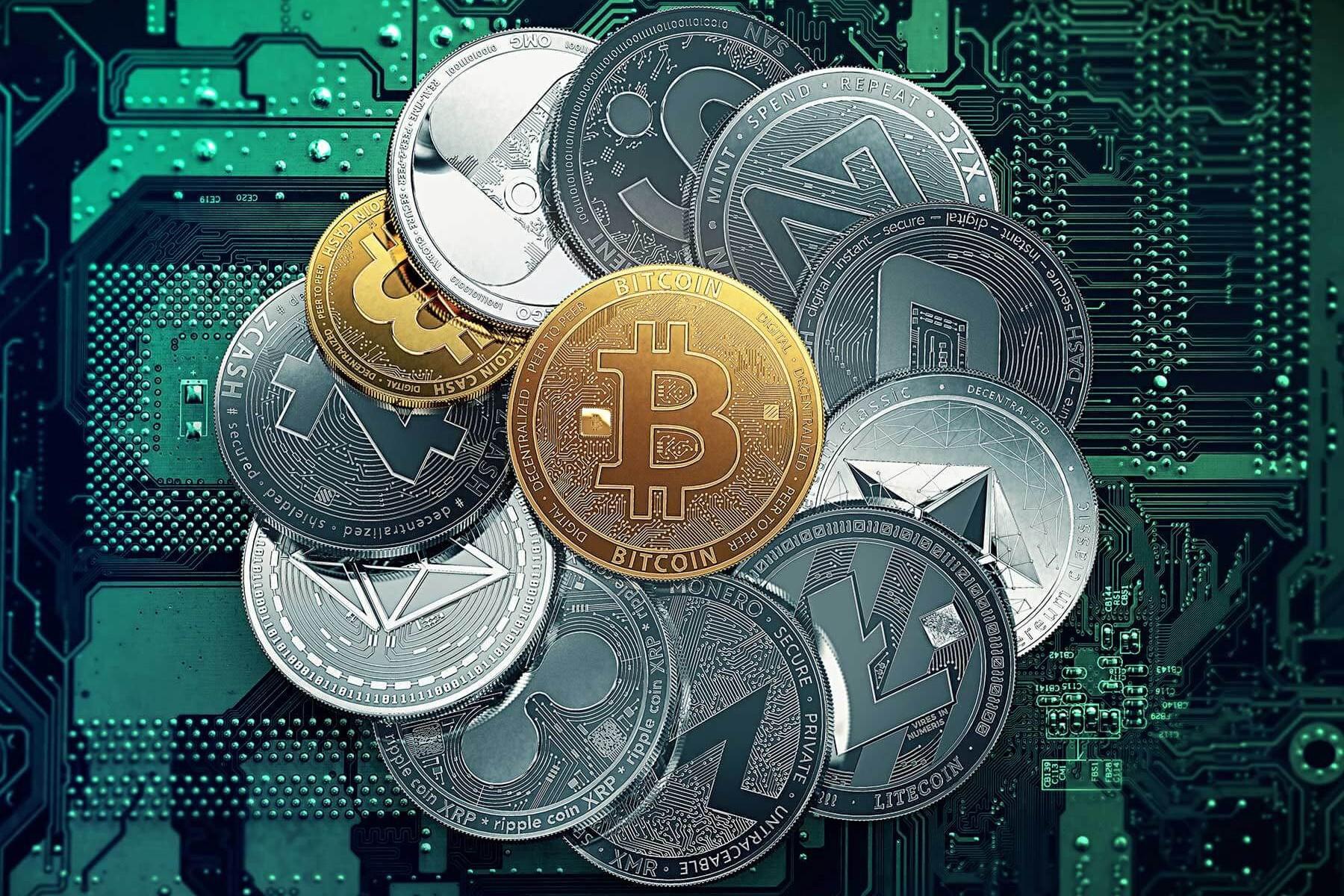 Аналитики уверены, что в текущем году биткоин будет расти, как в 2017