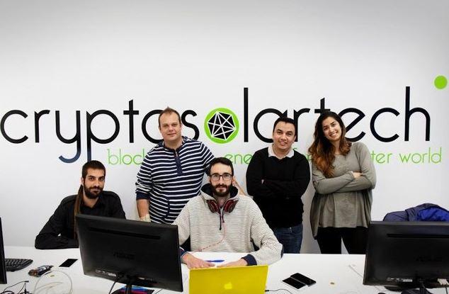 Команда CryptoSolarTech
