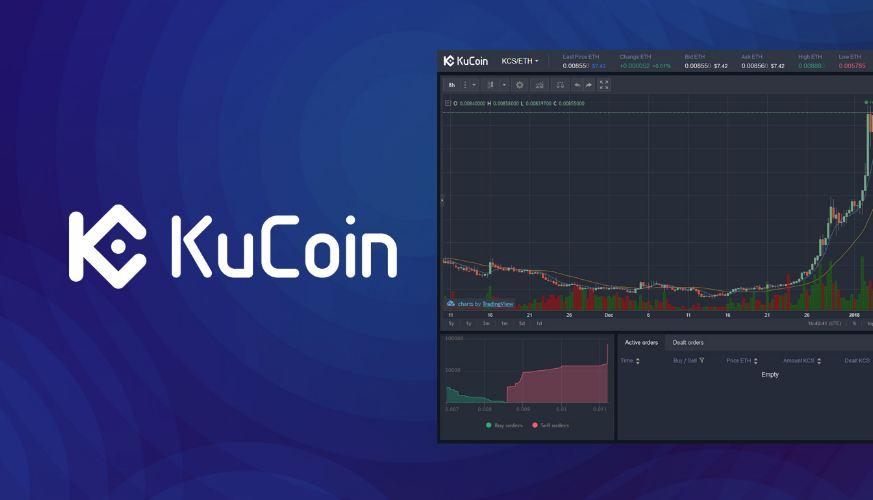 Биржа KuCoin нагоняет объем торгов за деньги и занимается вымогательством