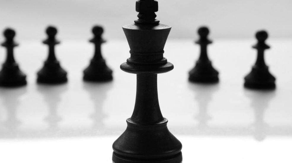 Власть и контроль в блокчейне. Виды власти