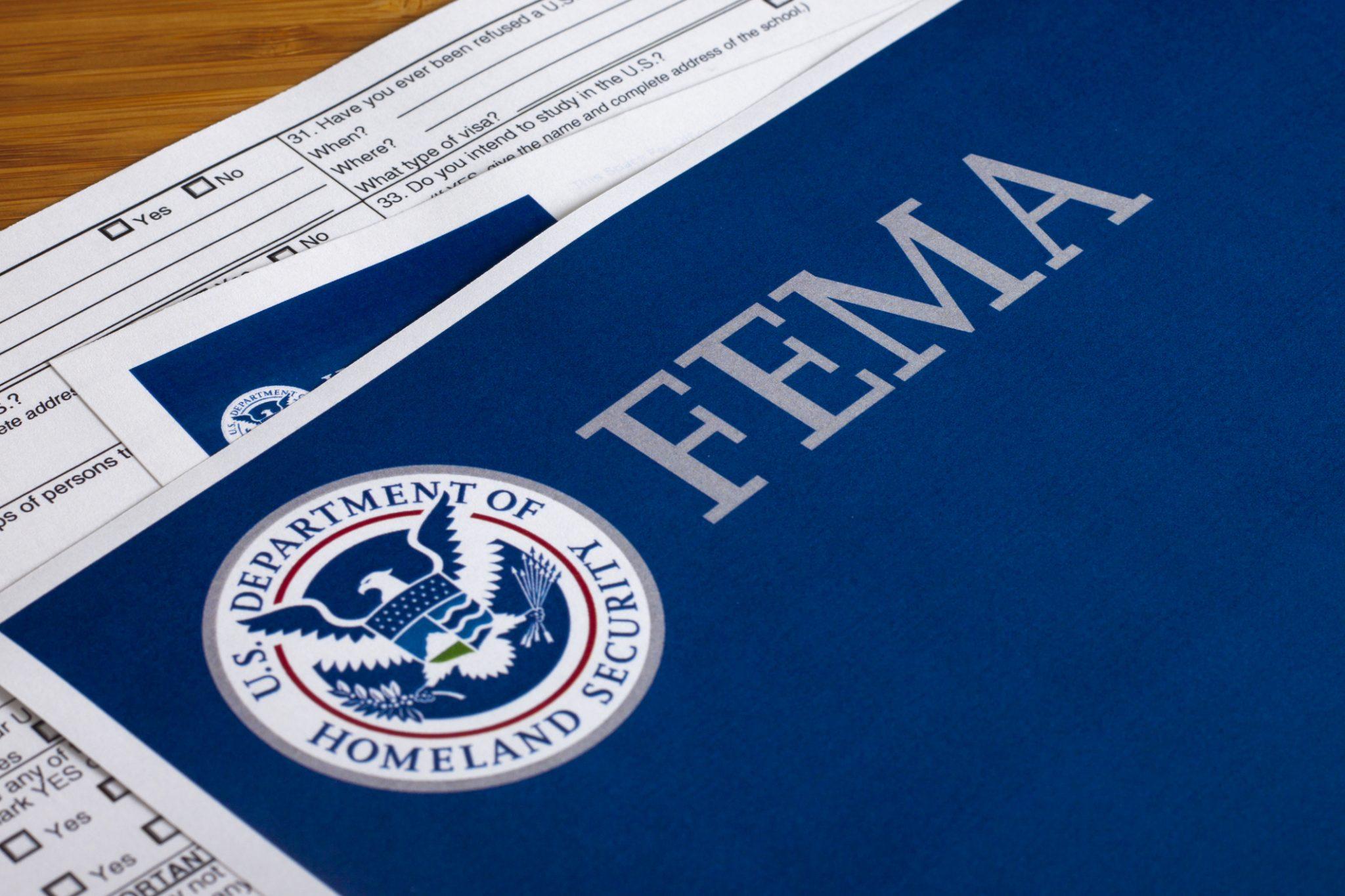 FEMA раскрыла личные данные около 3 млн. человек
