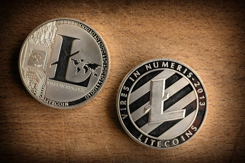 В текущем году курс Litecoin вырос вдвое