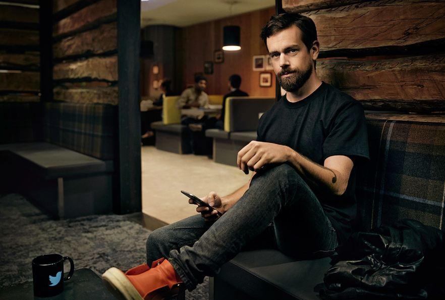 Джек Дорси, основатель Твиттер