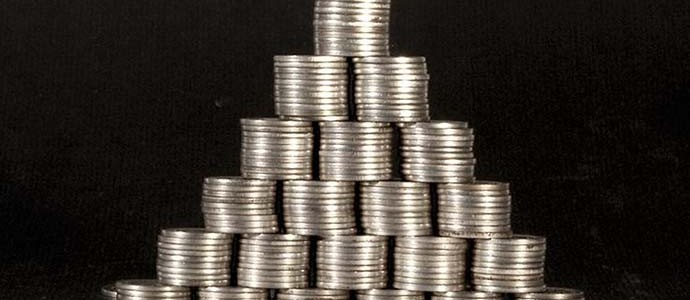 криптовалютная пирамида