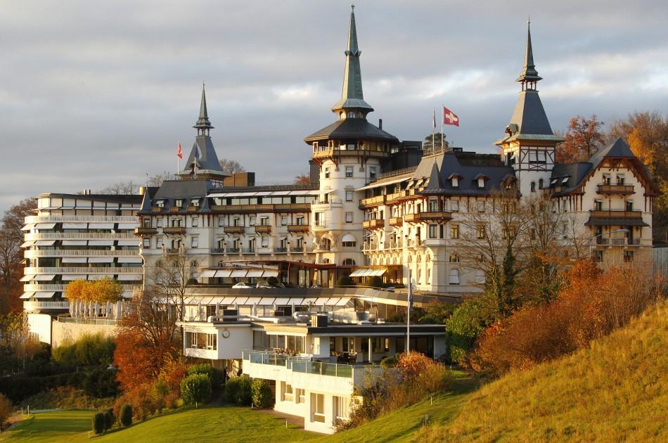 Держатели крипты смогут посетить роскошный отель в Швейцарии