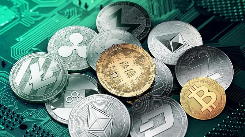 период использования криптовалют