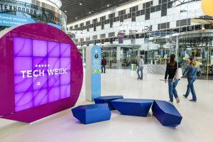 В Москве завершилась большая неделя инновационных технологий - Russian Tech Week 2019
