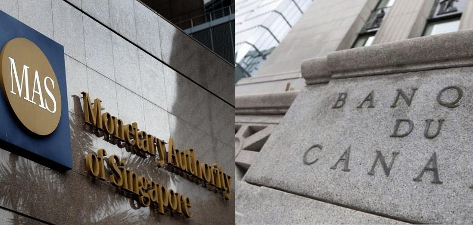 Центральные банки начали отправлять друг другу цифровые валюты