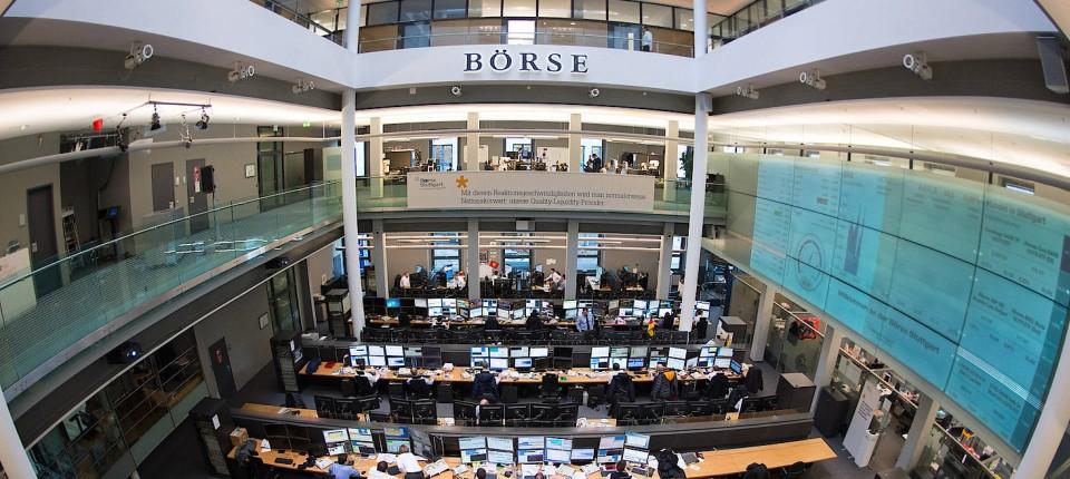 Фондовая биржа в Германии позволила инвесторам торговать криптовалютой