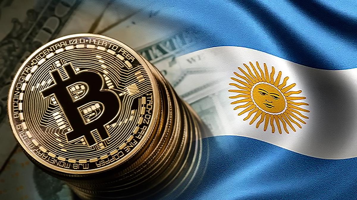 В Аргентине зафиксирован рекордный рост биткоина