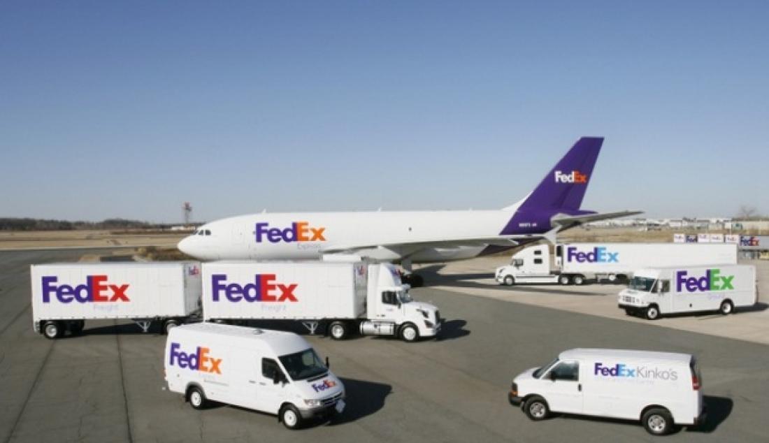 FedEx логистика