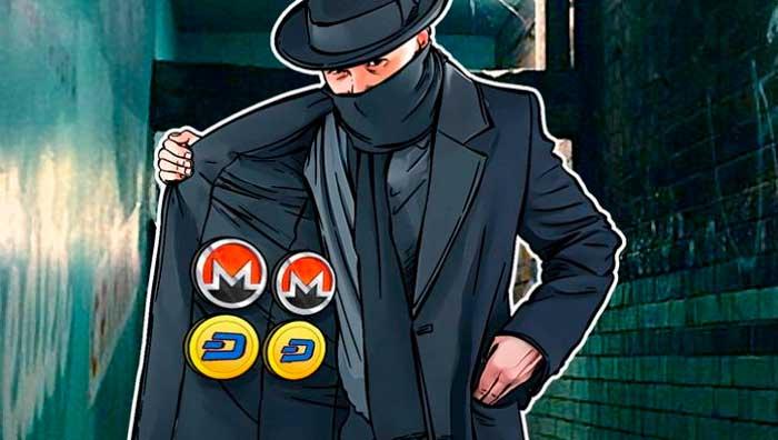 микшированные криптовалюты