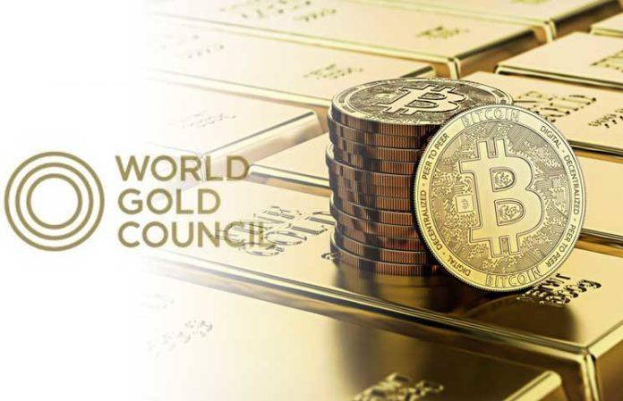 Всемирный золотой совет уверен, что биткоин не сможет заменить золото