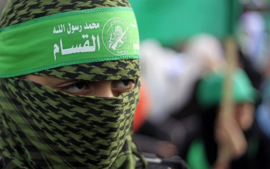кибератака ХАМАСа