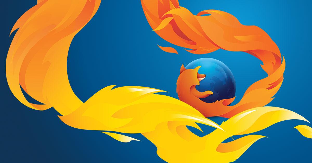 Firefox анонимность