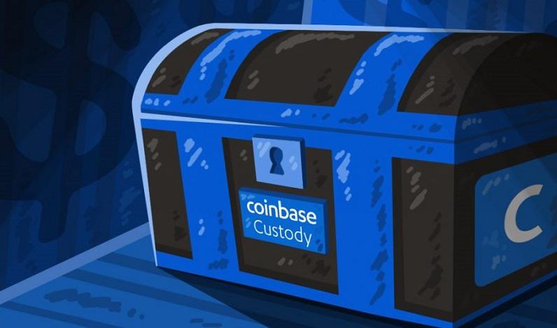 Coinbase Custody хранит более $1 млрд. активов