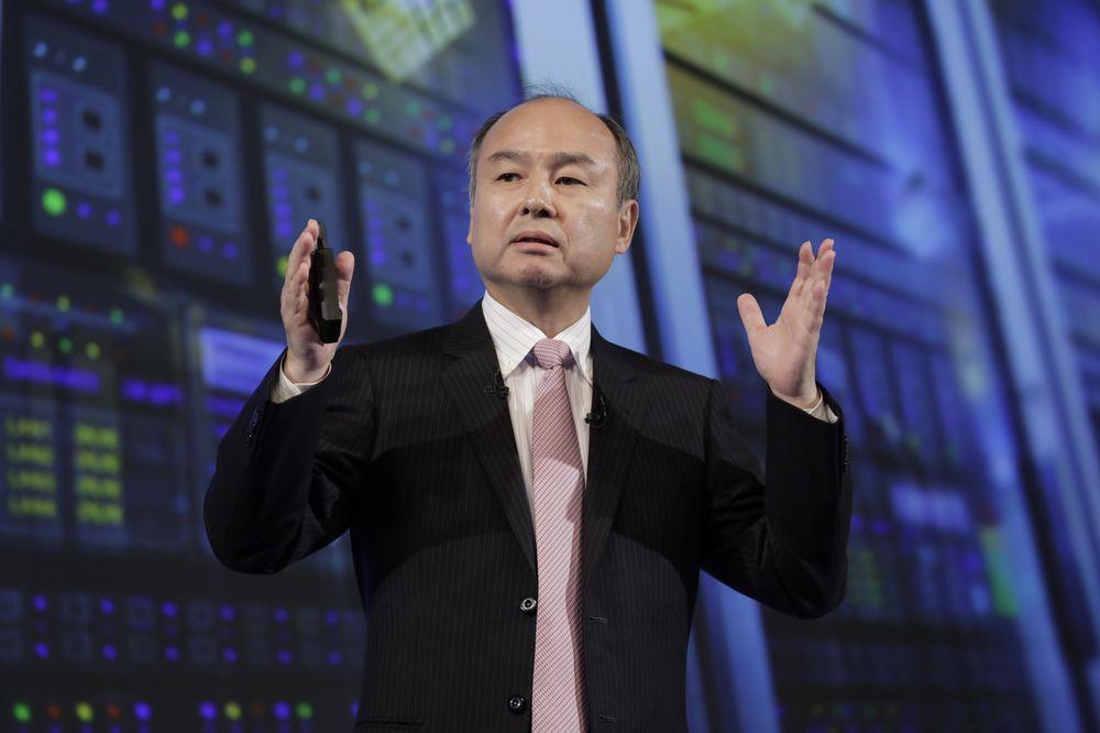 Глава Softbank потерял $130 млн. из-за биткоинов, приобретенных на пике крипторынка