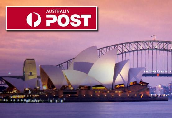 В Австралии теперь можно купить уникальные почтовые криптомарки